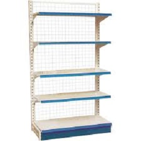 Shelves and Display Units