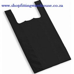 High Density Plastic Bags - S,M,L