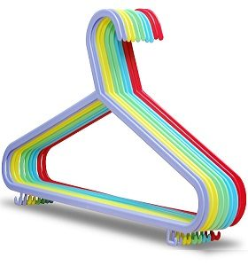 Kids Hangers in Assorted Colours