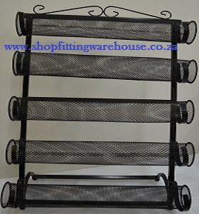 5 Tier Metal Bracelet Display Stand