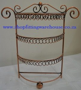 Metal Earring Display Frame