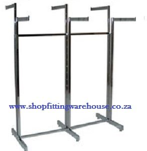 6 Way Clothing Rail