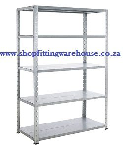 Light Duty Shelf Rack