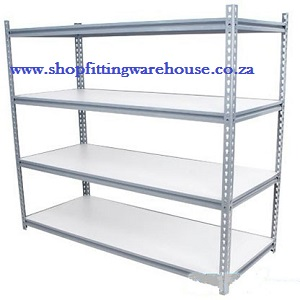 Medium Duty Shelf Rack