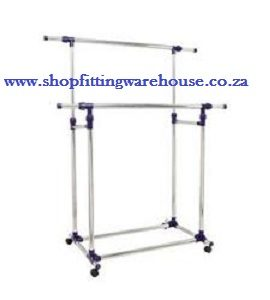 stands_Double Clothing Rails