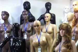 Mannequin product